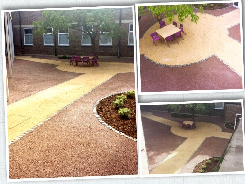 resin bound for schools