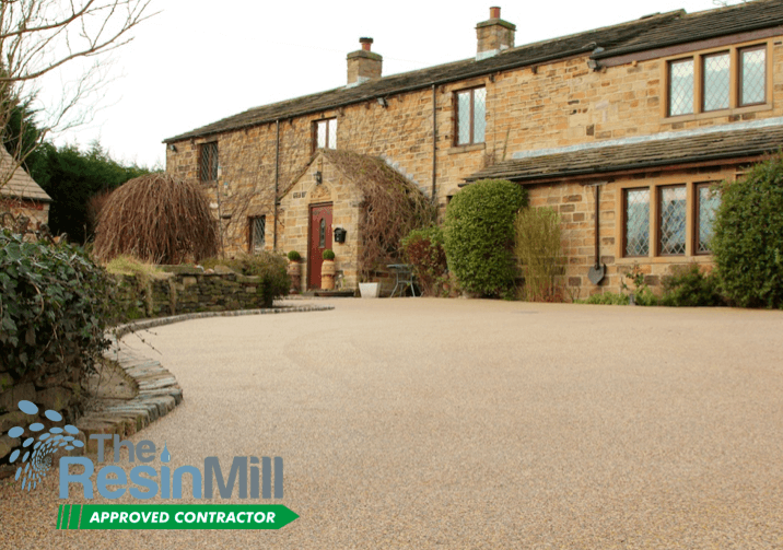 The Resin Mill Approved Driveway Contractor