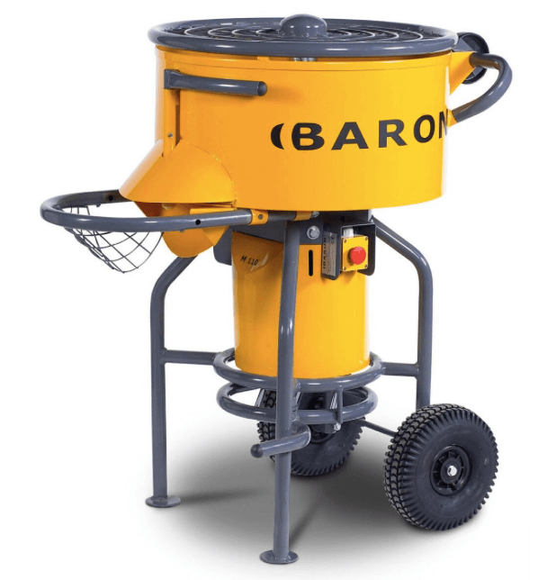 baron m110 resin mixer