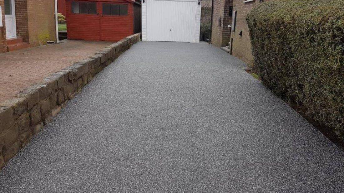 starlight resin driveway